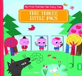 My First Pull-the-Tab Fairy Tale: The Three Little Pigs