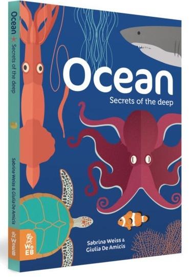 """Купить книгу """"Ocean: Secrets of the Deep"""""""