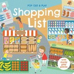 Pop Out and Play Shopping List