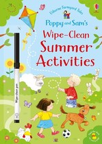 Poppy and Sam's Wipe-Clean Summer Activities - купить и читать книгу