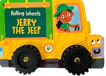 Rolling Wheels: Jerry the Jeep