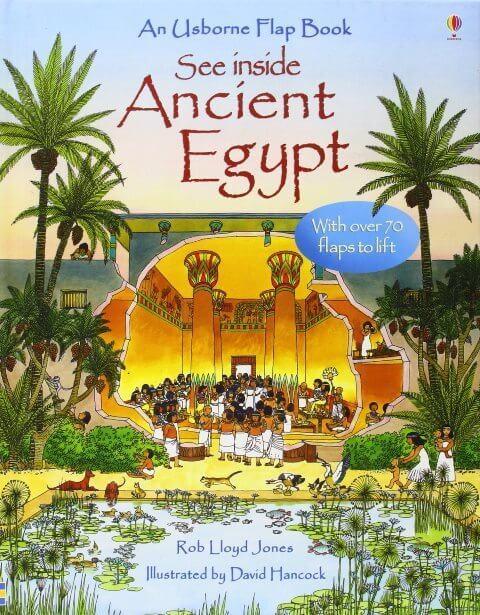 "Купить книгу ""See inside Ancient Egypt"""