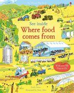 See inside Where Food Comes from - купить и читать книгу