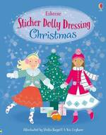 Sticker Dolly Dressing: Christmas