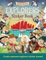 Explorers Sticker Book