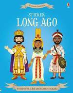 Sticker Long Ago