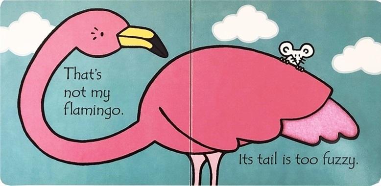 """Купить книгу """"That's Not My Flamingo…"""""""