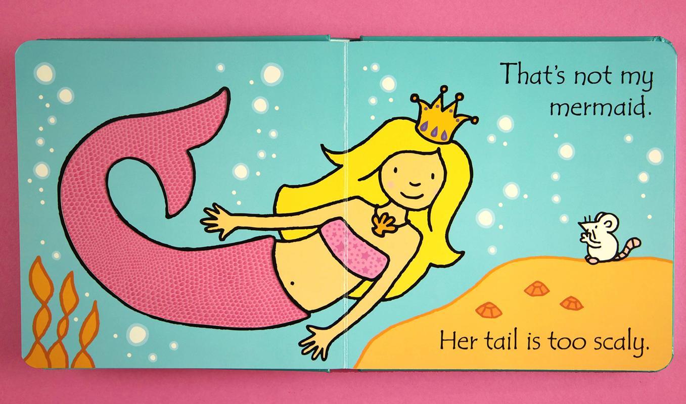 """Купить книгу """"That's Not My Mermaid…"""""""