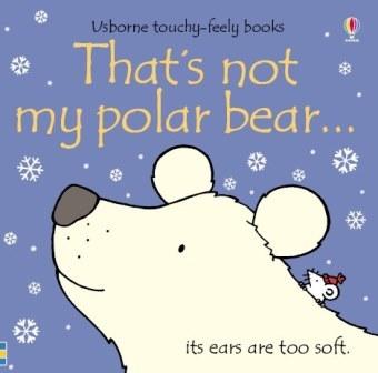 """Купить книгу """"That's Not My Polar Bear…"""""""