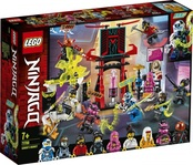 Конструктор LEGO Киберрынок (71708)