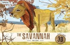 The Savannah: The Lion 3D