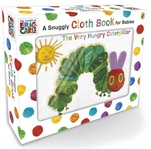 The Very Hungry Caterpillar: A Snuggly Cloth Book for Babies