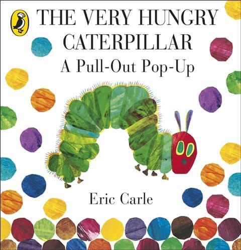 "Купить книгу ""The Very Hungry Caterpillar. A Pull-Out Pop-Up"""