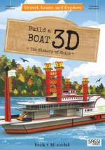 Travel, Learn and Explore: Build a Boat 3D