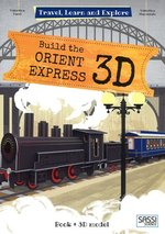 Travel, Learn and Explore: Build the Orient Express 3D