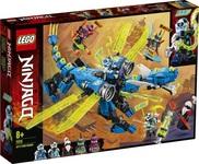 Конструктор LEGO Кибердракон Джея (71711)