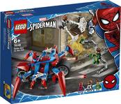 Конструктор LEGO Человек-Паук против Доктора Осьминога (76148)
