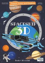 Travel, Learn and Explore: Spaceship 3D