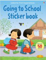 Going to School Sticker Book