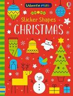 Sticker Shapes Christmas