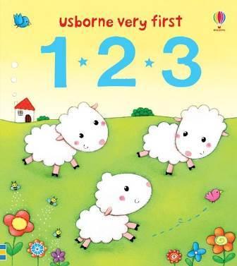 "Купить книгу ""Usborne Very First 123"""