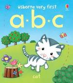 Usborne Very First ABC