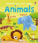 Usborne Very First Words. Animals