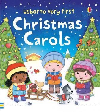 "Купить книгу ""Usborne Very First Words: Christmas Carols"""
