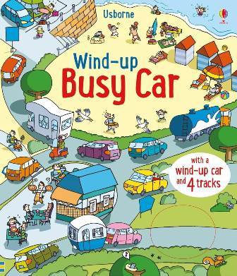 "Купить книгу ""Wind-up Busy Car"""