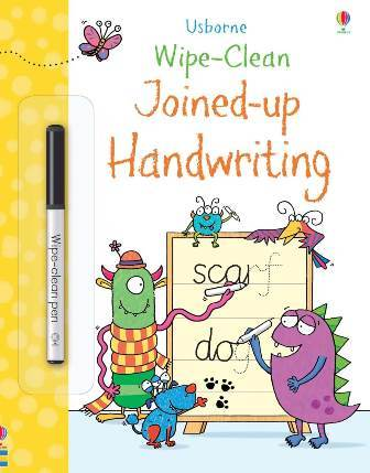 Wipe-Clean Joined-up Handwriting - купить и читать книгу