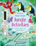 Wipe-Clean Jungle Activities