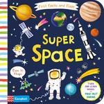 "Купить книгу ""First Facts and Flaps: Super Space"""