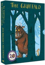 Набор книг The Gruffalo and the Gruffalo's Child (Gift Slipcase)