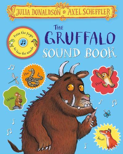 The Gruffalo Sound Book - купить и читать книгу