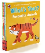Набор книг What's That? Ladybird Pack
