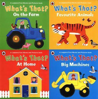 Набор книг What's That? Ladybird Pack - купити і читати книгу