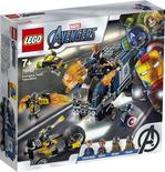 Конструктор LEGO Мстители: Нападение на грузовик (76143)