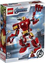 Конструктор LEGO Железный Человек: трансформер (76140)