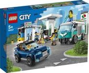 Конструктор LEGO Станция технического обслуживания (60257)