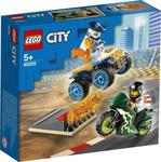 Конструктор LEGO Команда каскадёров (60255)