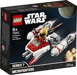 Конструктор LEGO Микрофайтеры: Истребитель Сопротивления типа Y (75263)