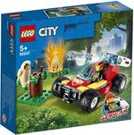 Конструктор LEGO Лесные пожарные (60247)