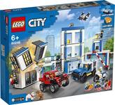 Конструктор LEGO Полицейский участок (60246)