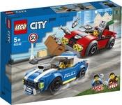 Конструктор LEGO Арест на шоссе (60242)