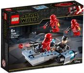 Конструктор LEGO Боевой набор: штурмовики ситхов (75266)