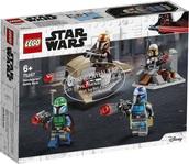 Конструктор LEGO Боевой набор: мандалорцы (75267)