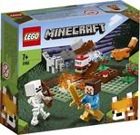 Конструктор LEGO Приключения в тайге (21162)