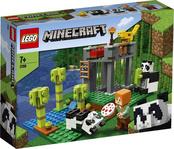 Конструктор LEGO Питомник панд (21158)