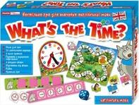 Игра в вопросы на английском языке. Который час?