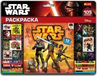 Наліпки на планшеті Ranok-Creative з альбомом-розмальовкою Star Wars (13163002Р)